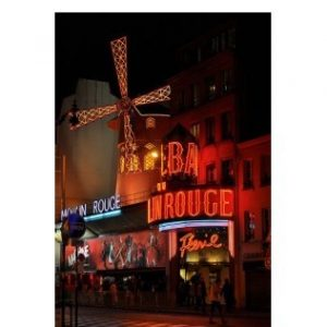 ENTRADA MOULIN ROUGE