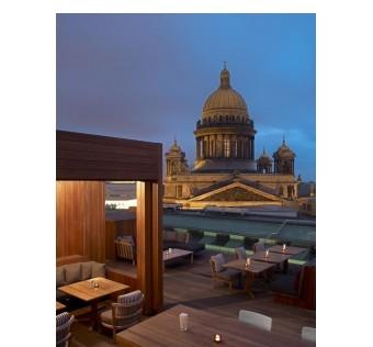 HOTEL W SAN PETESBURGO - 3 NOCHES