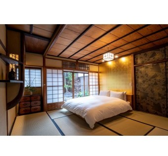 3 NOCHES DE HOTEL EN KYOTO